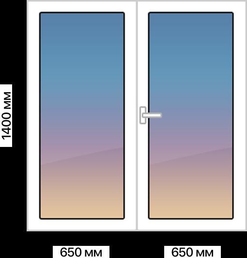 Окно WDS 500